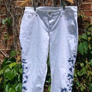 Style & Co. Curvy Boyfriend Jeans, 16